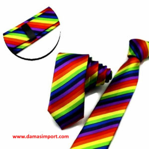 Corbata-multicolor-arcoiris_Damasimport.com